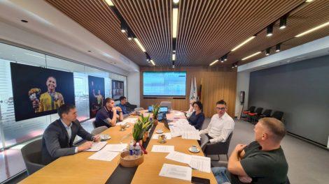LTOK Ekspertų komisija paskirstė finansavimą sporto šakų rinktinėms