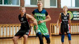 Panevėžio sporto centro krepšininkai pradėjo 2021–2022 m. sezoną