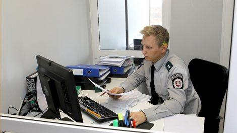 Įsteigti Administracinių nusižengimų bylų nagrinėjimo skyriai