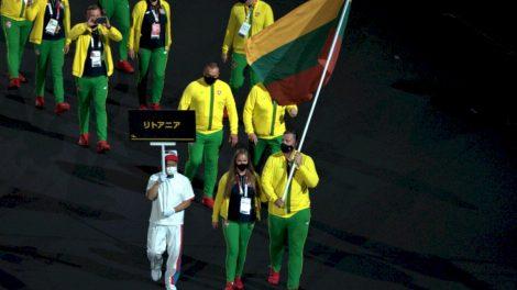 Tokijas paralimpinėse žaidynėse triskart suspindo bronza
