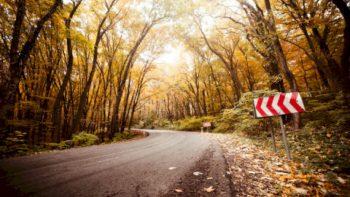 Profesionalaus lenktynininko patarimai: kaip suvaldyti automobilį rudens keliuose