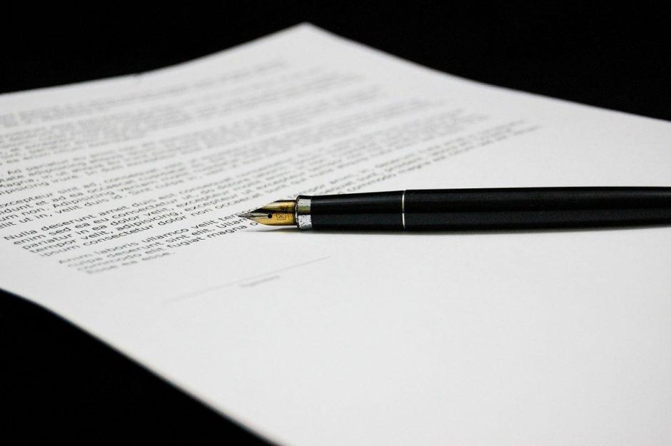 Vienos Klaipėdos rajone registruotos įmonės vadovas nuteistas už finansinius nusikaltimus
