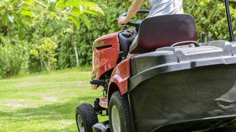 Kokią sodo techniką reikia turėti gyvenant name?